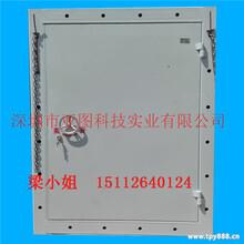 隧道防護門專業廠家,重慶高鐵地鐵列出專用隧道防護門防爆門圖片