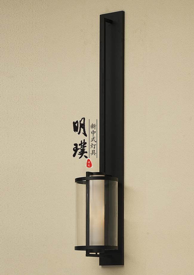 新中式新中式壁灯明璞新中式壁灯