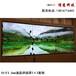 博慈55寸液晶拼接屏助廣東江門數控機床管理系統玩出新模式