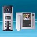 东莞安防施工楼宇对讲系统安装可视对讲机