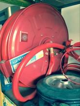 佛山南海高明顺德消防软管卷盘图片