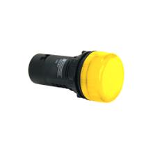 施耐德指示灯型号XB2BVB4LC红色LED指示灯供应价格图片