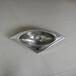 嘉达饰洁不锈钢角式洗手盆规格:350X350mm