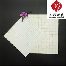 河南耐磨陶瓷片氧化铝耐磨陶瓷片具有哪些优势?图片
