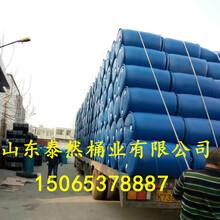 湘乡200公斤蓝色塑料桶丨食品级塑料桶厂家直供水处理剂