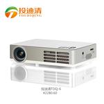 投迪清TDQ-6DLP智能家用商务教学微型高清3D投影仪图片