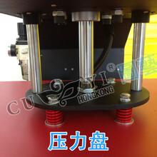 自动双工位气动烫画机烫钻机烫印机热转印机器