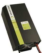 意大利电池充电器PSW2460,AGV,叉车,电动牵引车电动汽车专用电池充电器图片