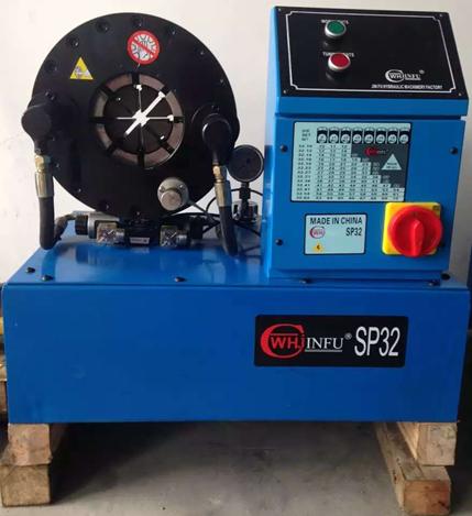 sp32液压压管机图片