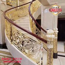 四川純銅樓梯立柱資訊圖片