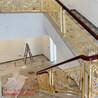 吉林纯铜楼梯护栏款式