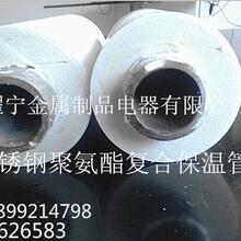 PPR聚氨酯不锈钢保温管