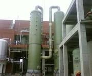 唐山钢厂玻璃钢脱硫塔/烟气脱硫除尘器供应商图片