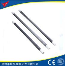 玻璃窑炉专用高温元件硅碳棒等直径U型W型粗端型螺旋型