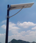 一体太阳能路灯30W图片