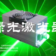 2瓦綠光激光器3瓦單綠激光器激光警示燈激光定位燈圖片