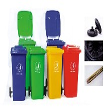 重庆垃圾桶塑料垃圾桶环卫垃圾桶市政垃圾桶厂家