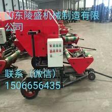 南宁苜蓿草青贮市场,秸秆打捆机,青贮草打捆机,厂家直销图片