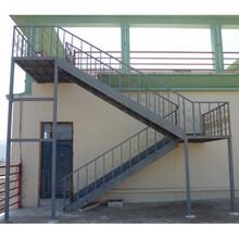 石家庄钢梯安装