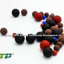 进口优质橡胶球图片