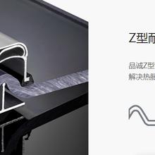 新日阳光板耐力板采光板7mm三元阳光板图片