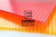 包河区透明阳光板中空板生产厂商信誉保证