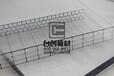 包河区透明阳光板中空板生产厂商质保十年