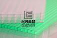 馬鞍山市陽光板屋面施工工藝塑料中空板生產廠價格實惠