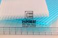 馬鞍山市陽光板屋面施工工藝塑料中空板生產廠特價批發
