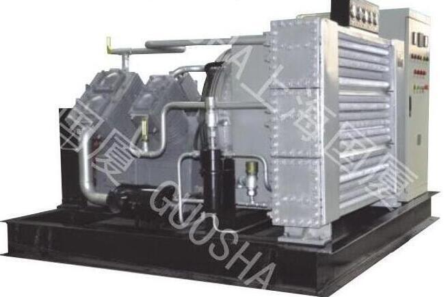 150公斤液化气瓶检测压缩机灭火气瓶检测150bar空压机