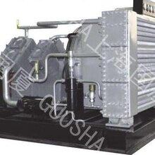 15立方液化气管线试压150公斤空压机45KW管道试压压缩机图片
