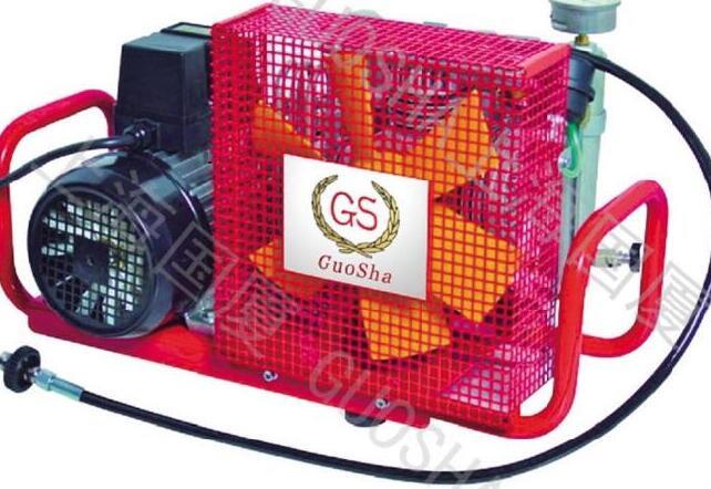 河北电动式空压机批发_200kg管道试压空气压缩机