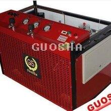 柴油高壓型空氣壓縮機_200公斤煤氣管道試壓空壓機圖片