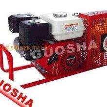 洗井用空气压缩机_300公斤液化气管道试压用空压机图片