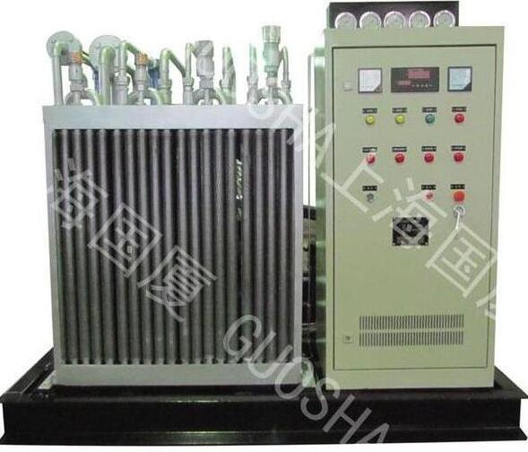 河南煤气管道试压空压机_250公斤国厦压缩机