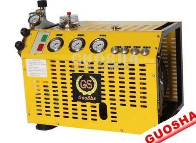 300公斤管线试压压缩机液化气瓶检测300bar空压机
