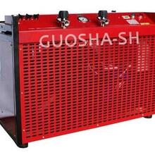 四川管線吹掃試壓用空壓機_液化氣管線試壓300公斤壓縮機圖片