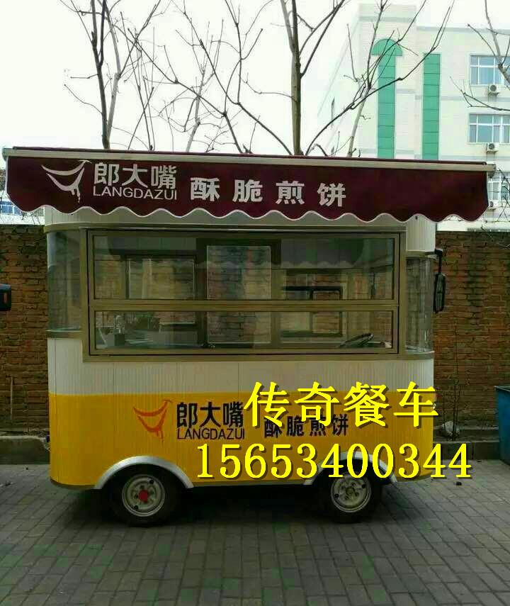 卖小菜车熟食车卤肉车卤菜的车子多少钱?