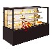 合肥宝尼尔厂家向益阳出售蛋糕柜、西点柜、面包柜等展示柜