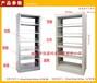 学校图书馆书架钢制双面书架钢制阅览室书架厂家直销