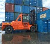 厂家30吨叉车,出口30吨叉车,对比合力30吨叉车