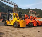 串杆30吨叉车对比杭州30吨叉车价格国内30吨重型叉车厂家加装电子秤大型叉车国内重型叉车生产基地