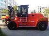 起重吊装设备搬运16吨叉车大型叉车租赁16吨重型叉车华南重工叉车价格