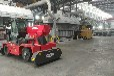 国内大型扒渣车带横移功能铝业清渣车华南重工熔炉清渣设备