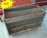 不锈钢双面10孔料槽育肥专用