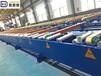 1000吨铝型材冷床线是金属成型过程中不可缺少的挤压设备之一