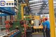 意美德新型鎂合金擠壓機生產效率提高產品質量好成品率高