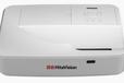 鸿合HT-H10W超短焦激光投影机46cm投80寸教学会议培训超短焦激光投影仪
