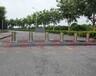 不锈钢自动升降路桩广场拦车防撞自动升降路桩