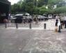 酒店宾馆道路管理遥控升降路桩拦车管理车辆通行